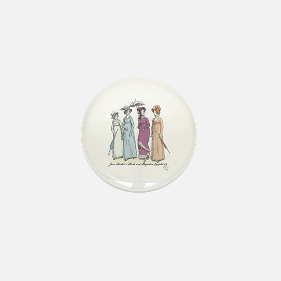 Pride and Prejudice Ch 54a Mini Button
