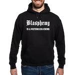 Blasphemy Hoodie (dark)