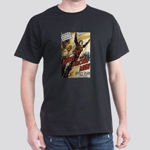 King of the Rocket Men Dark T-Shirt