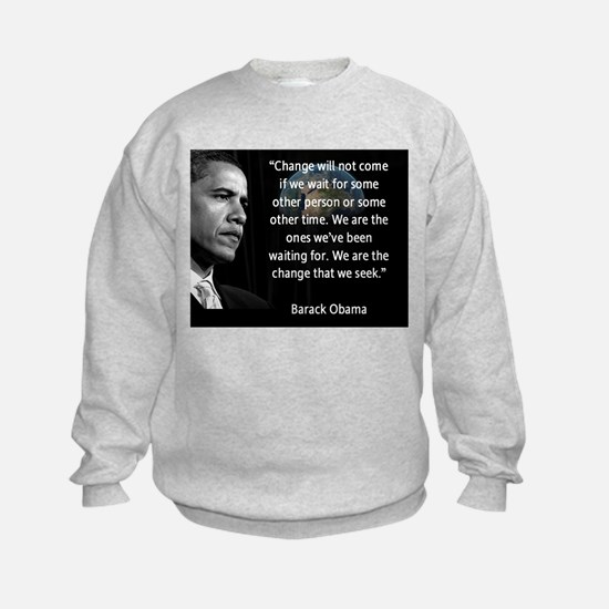Unique Obama Sweatshirt