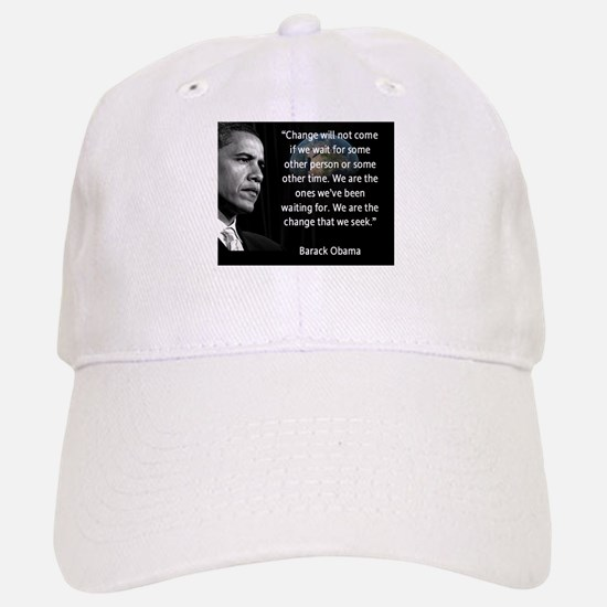 Funny Barack obama Cap