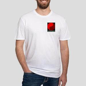 alien sport Fitted T-Shirt