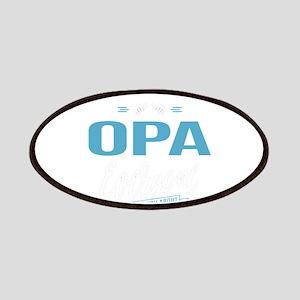 Crazy Opa Patch