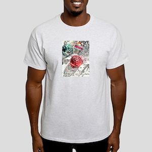 "Ornaments ""Remembrance"" Light T-Shirt"