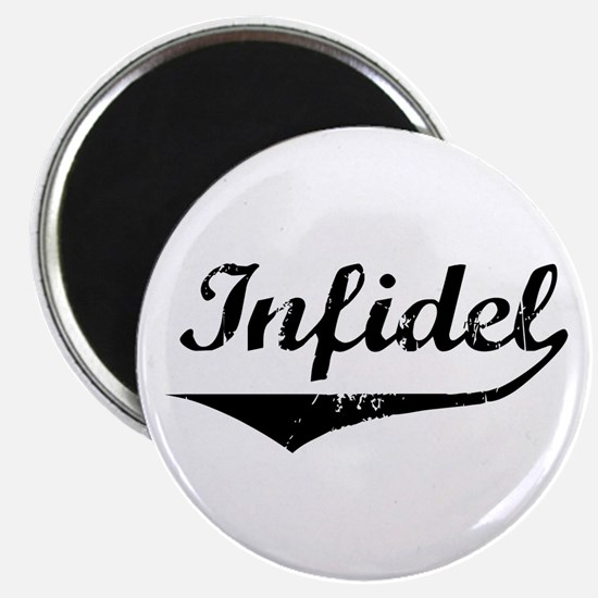 "Infidel 2.25"" Magnet (100 pack)"