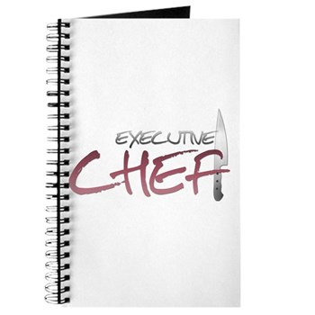 Red Executive Chef Journal