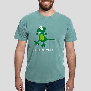 I love you Shirt Dino T-Rex T-Shirt
