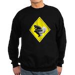 Thinking man Sweatshirt (dark)