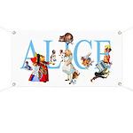 ALICE & FRIENDS Banner