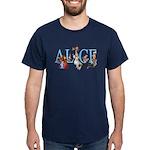 ALICE & FRIENDS Dark T-Shirt