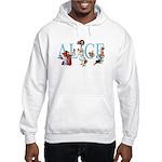 ALICE & FRIENDS Hooded Sweatshirt