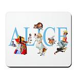 ALICE & FRIENDS Mousepad