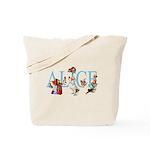 ALICE & FRIENDS Tote Bag