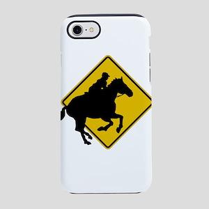roadsign rider Caps iPhone 8/7 Tough Case