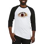 Big Ass Cyclops Eye  Baseball Jersey