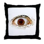 Big Ass Cyclops Eye  Throw Pillow