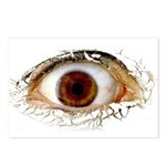 Big Ass Cyclops Eye  Postcards (Package of 8)