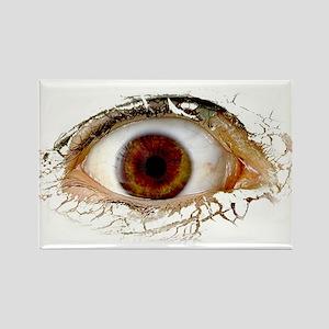 Big Ass Cyclops Eye Rectangle Magnet