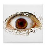 Big Ass Cyclops Eye  Tile Coaster