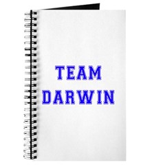Team Darwin Journal