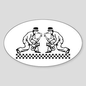 Ska Brass Sticker