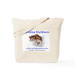 Carolina Outdoors Jumping Bas Tote Bag