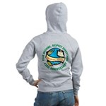 Earth Day Women's Zip Hoodie