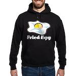 Fried Egg Hoodie (dark)