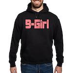 B-Girl Hoodie (dark)