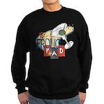 Frolic Pad Sweatshirt (dark)