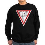 Give Way Sweatshirt (dark)