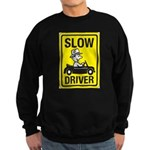 Slow Driver Sweatshirt (dark)