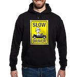 Slow Driver Hoodie (dark)