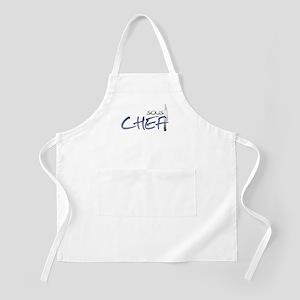 Blue Sous Chef BBQ Apron