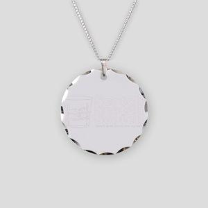 scotchy scotch Necklace Circle Charm