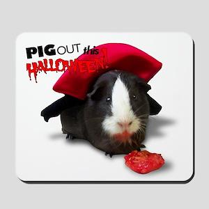 Guinea Pig Vampire Mousepad