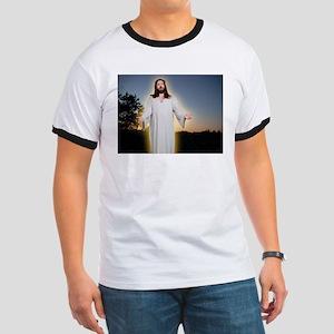 Mellow Jesus T Ringer T
