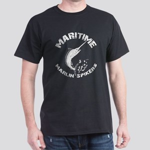 Maritime Marlin Spikers Dark T-Shirt