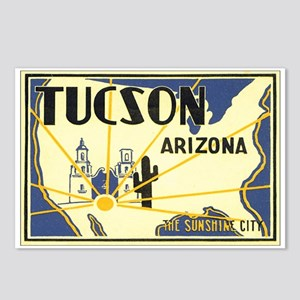 Arizona US Postcards (Package of 8)