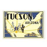 Tucson Postcards