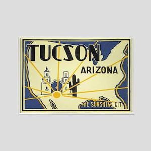Arizona US Rectangle Magnet