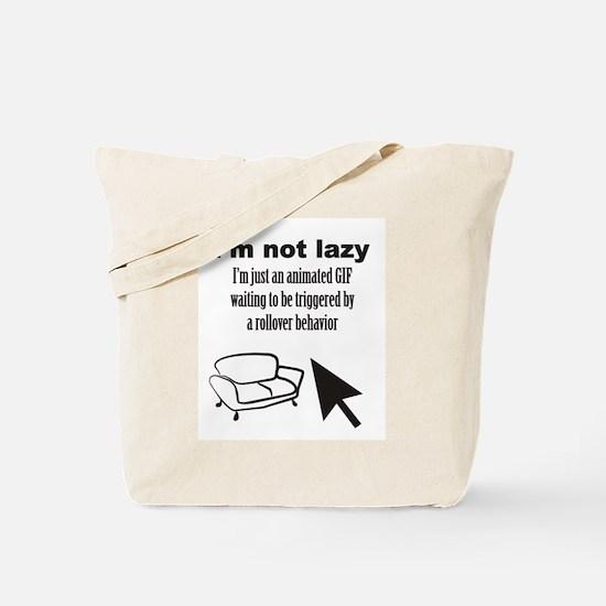 Animated GIF Tote Bag