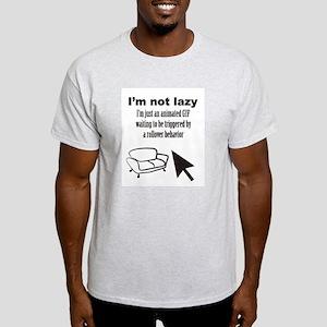 Animated GIF Light T-Shirt