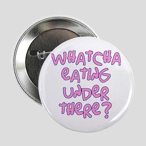 """under where? /pink 2.25"""" Button"""