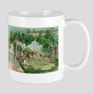 Shakespeare Festival STL Mug