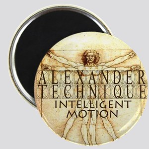 Alexander Technique Intelligent Motion Magnet