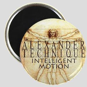Alexander Technique Intelligent Motion Magnet