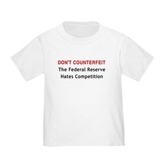 Don't Counterfeit T