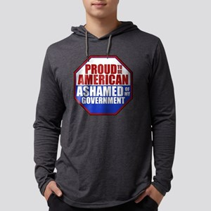 Government Shame Long Sleeve T-Shirt