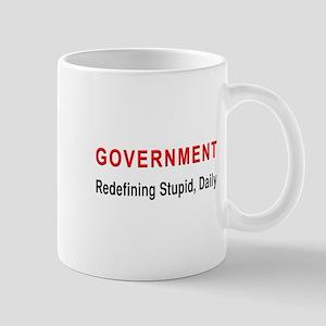 Stupid Government Mug